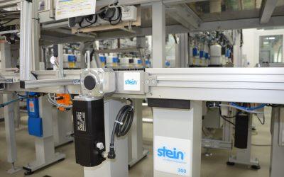 Gaszähler-Produktion optimiert