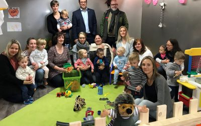STEIN Automation spendet an die Pro-Kids Stiftung