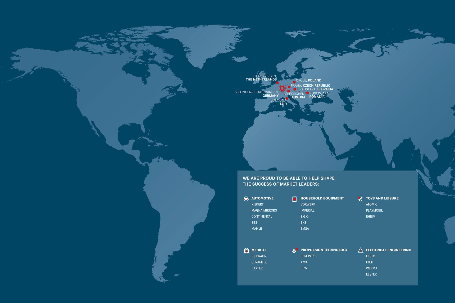 STEIN around the world