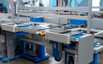 Handarbeitsplatz sorgt für mehr Ergonomie in der Montage
